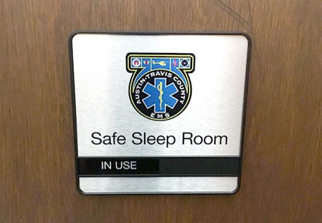 Safe Sleep Room